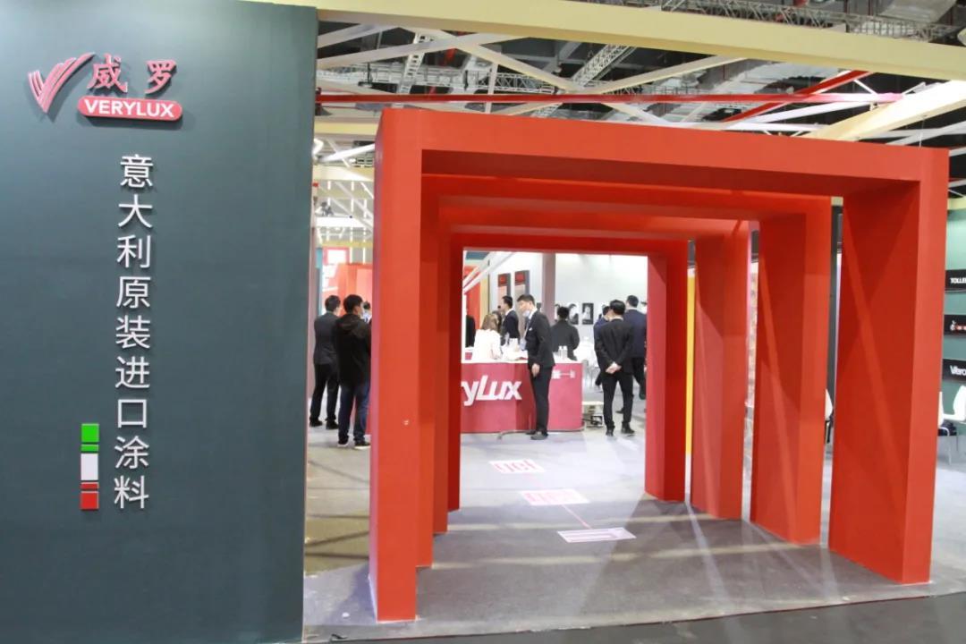 2021中国建博会(上海) | 威罗展厅亮点回顾